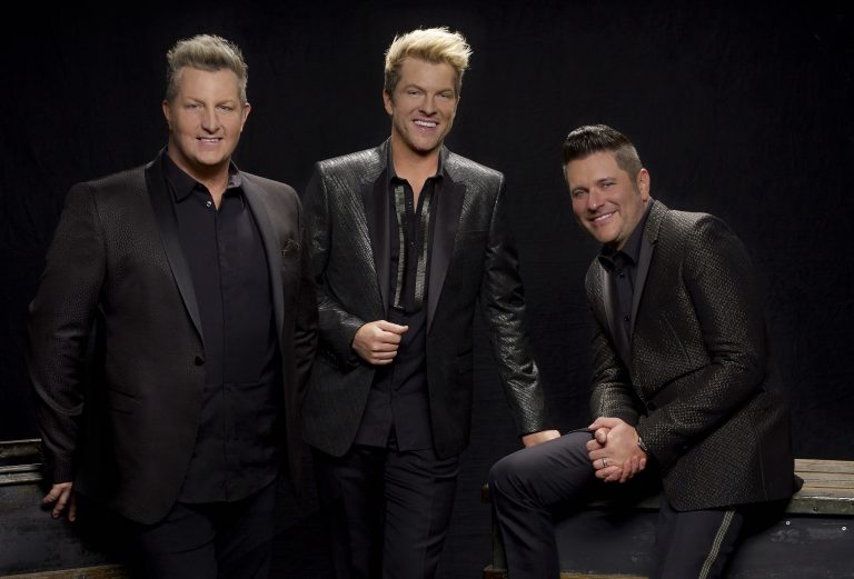 Rascal Flatts Harmonize for 'Back to Life' on Good Morning America