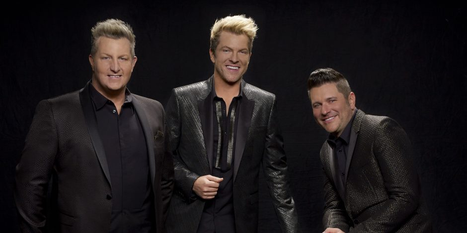 Rascal Flatts Announce Greatest Hits Album as Farewell Year Continues