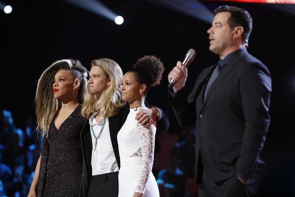 The Voice Recap: Season 15 Top 11 Results