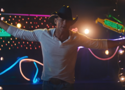 Tim McGraw Looks for Healing in 'Neon Church' Video