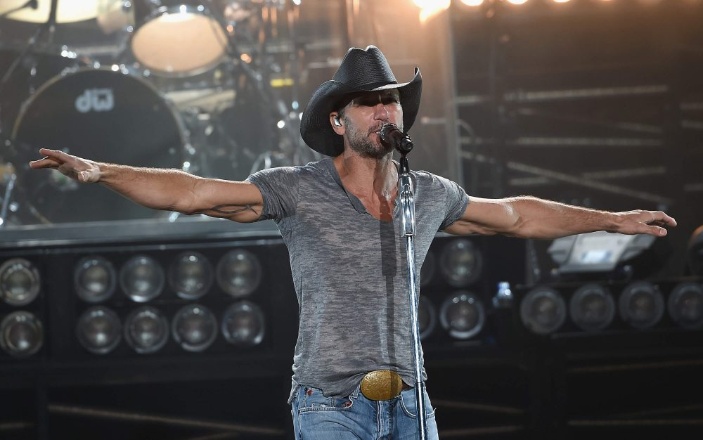 Tim McGraw to Open New Fitness Centers