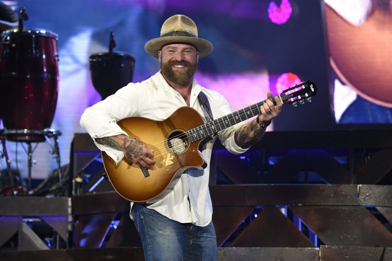 Listen to Zac Brown Band Sing 'From Now On' from 'The Greatest Showman'