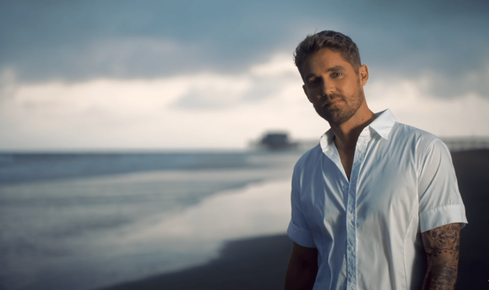 Brett Young Savors the Moment in 'Here Tonight'