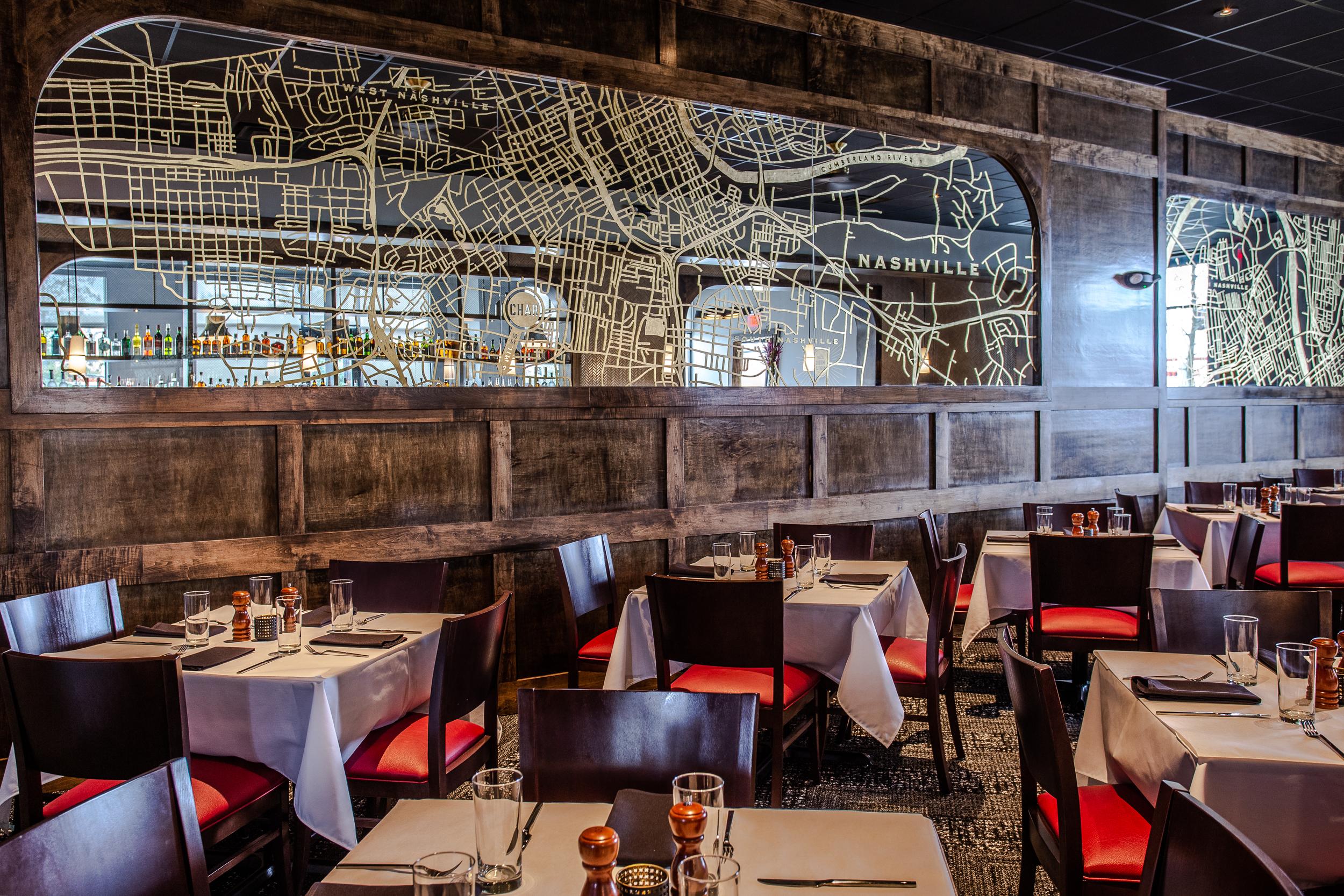 steak, dining, Nashville, char