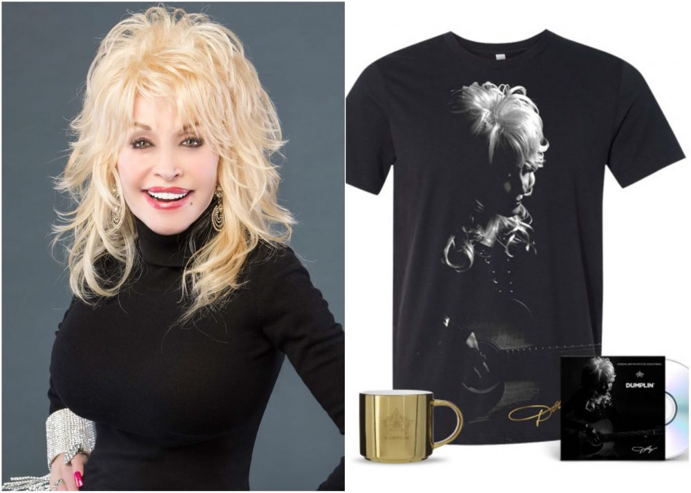 Enter For A Chance to WIN a Dolly Parton 'Dumplin' Prize Pack