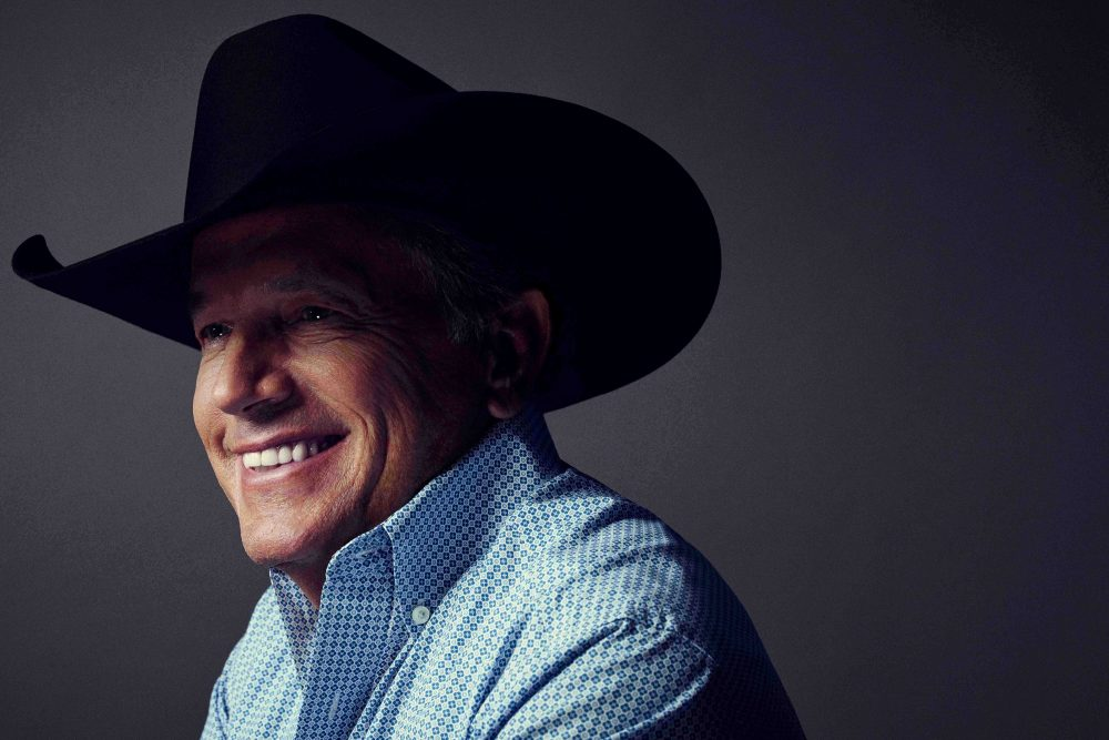 George Strait Salutes Tequila With New Single 'Código'