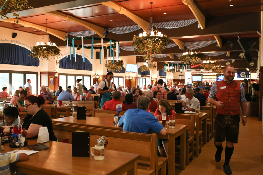 Enjoy a German Christmas at Bavarian Bierhaus
