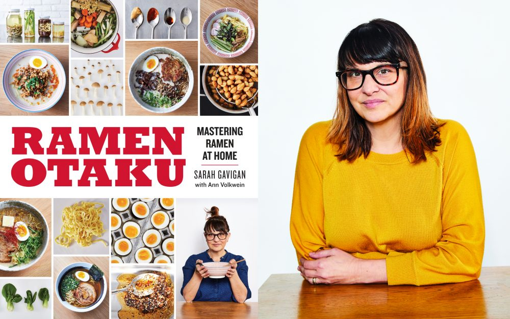 'Ramen Otaku' Author Sarah Gavigan Shares Recipe (and Playlist) for Making Your Own Ramen