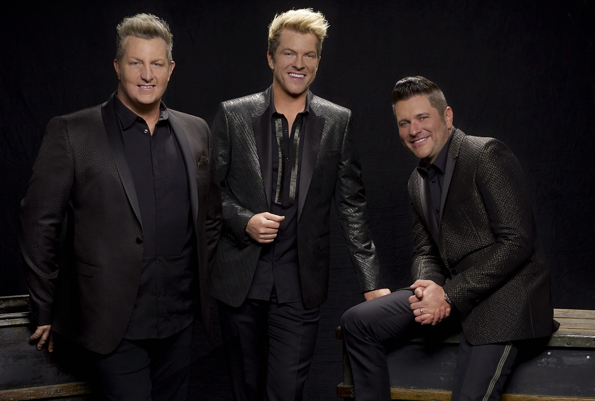 Rascal Flatts Sets Course for Summer Playlist Tour