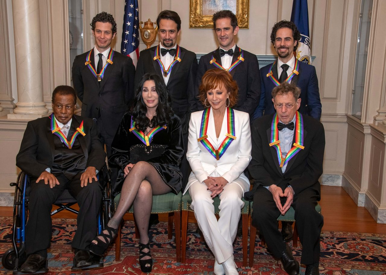 Reba McEntire Honored at 2018 Kennedy Center Honors