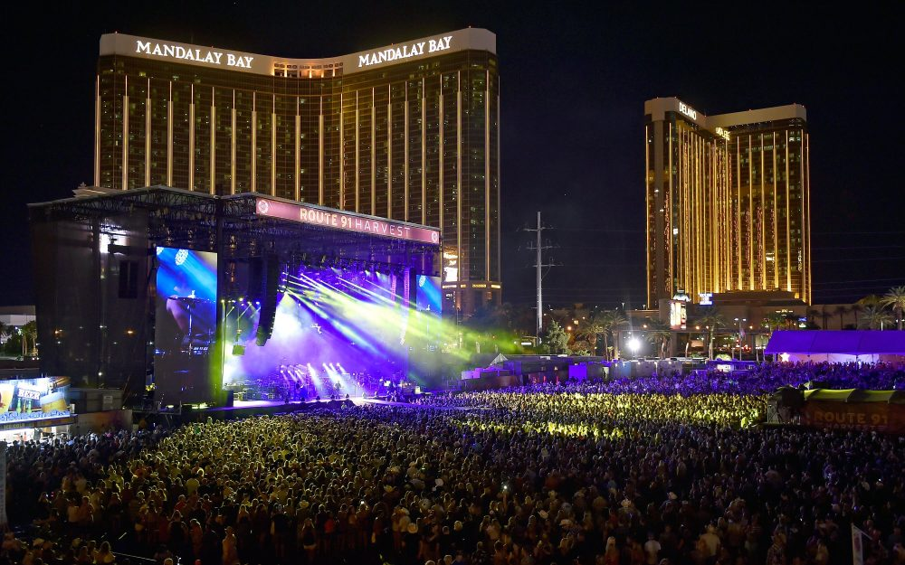 Plans Underway to Bring Route 91 Festival Back to Las Vegas