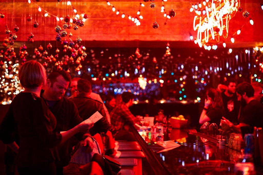 holiday, Nashville, Noelle, bar, miracle