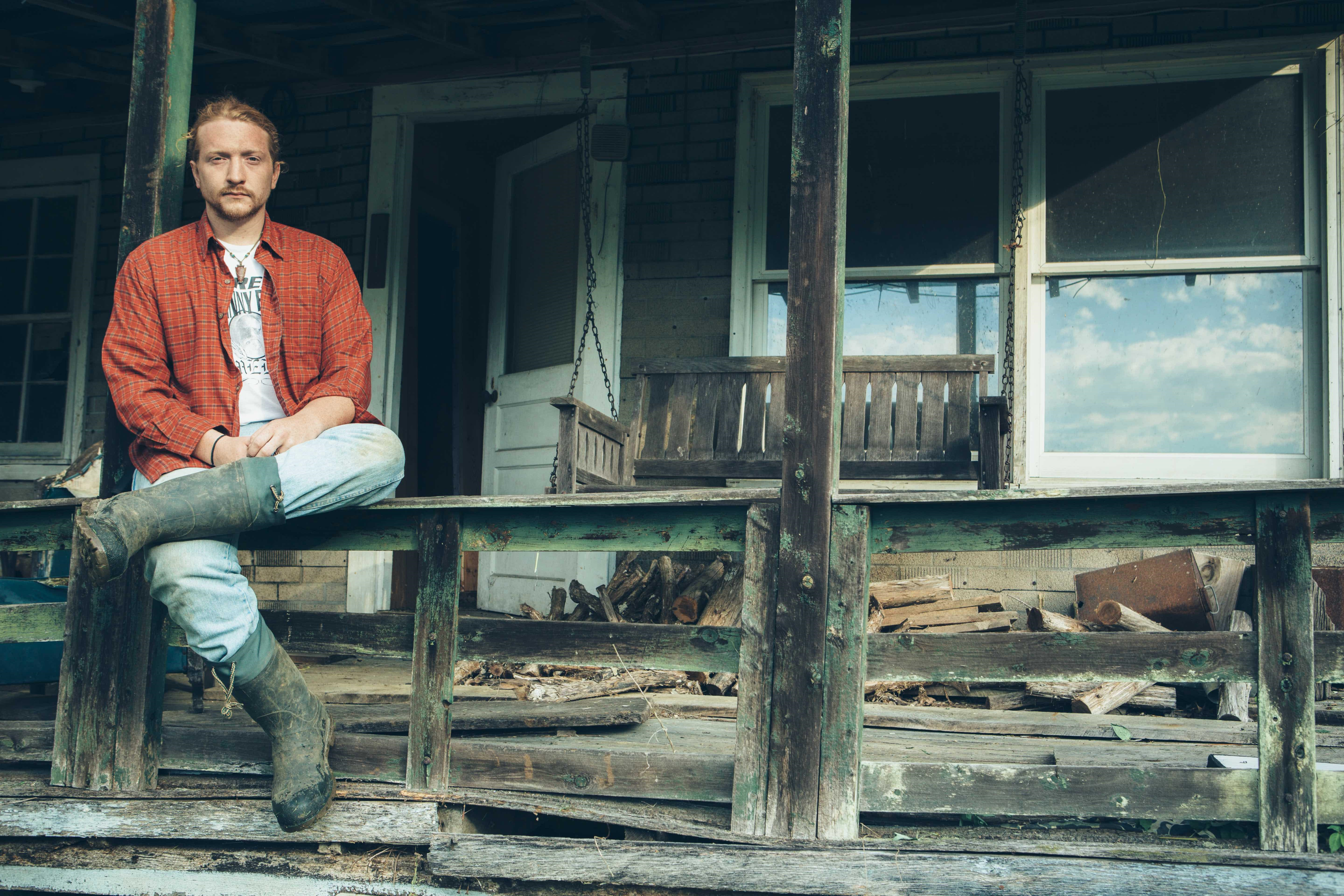 Tyler Childers; Photo credit: David McClister