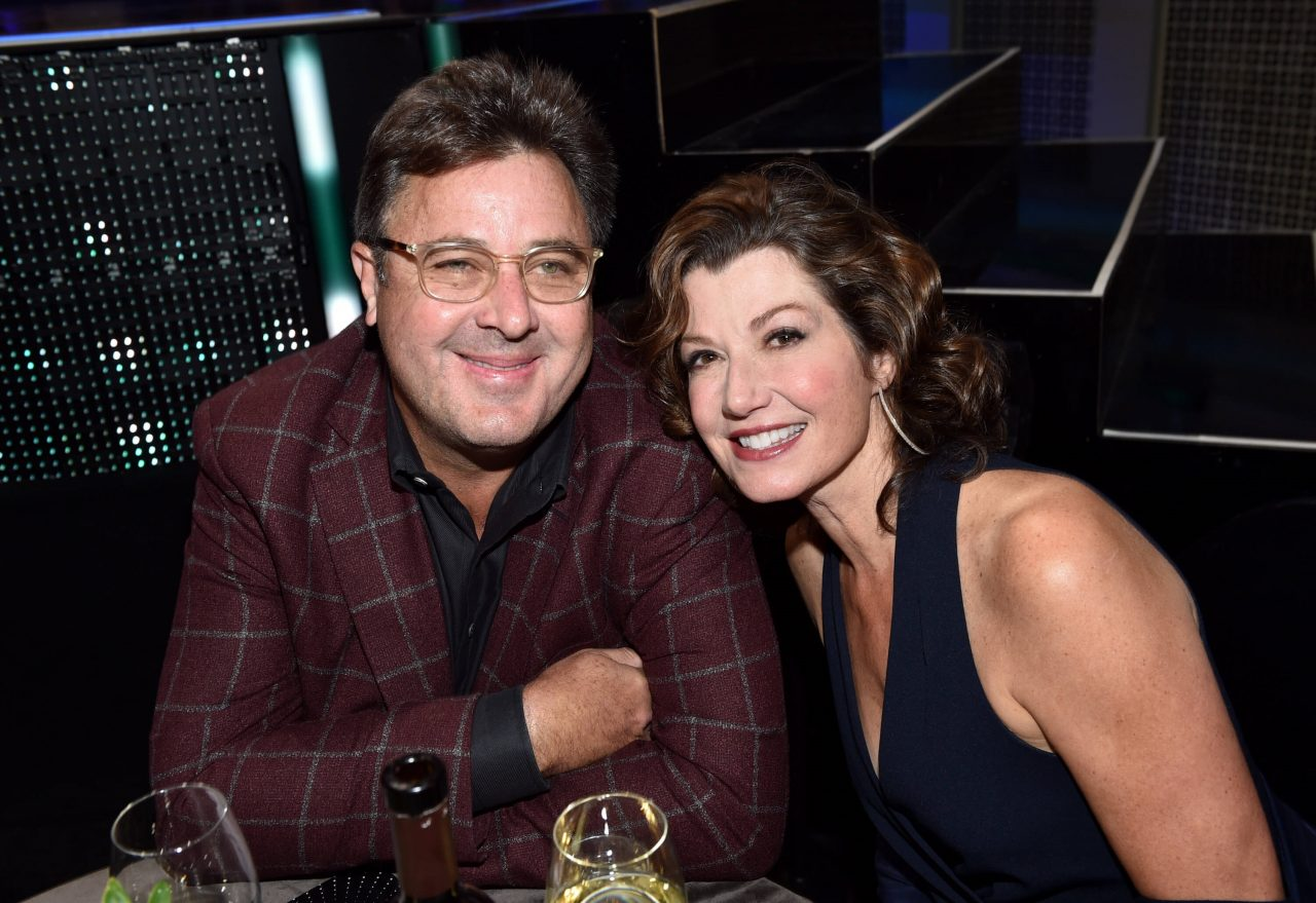 Amy Grant Shares the Best Gift She Ever Got Vince Gill