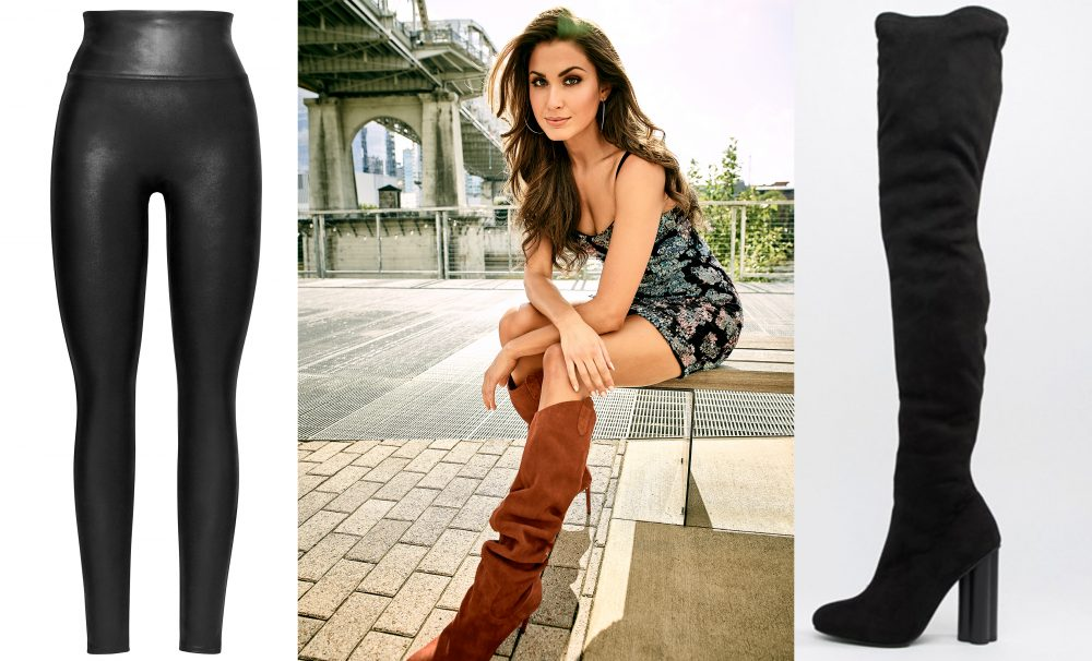 Music City Star Alexandra Harper's Winter Wardrobe Must-Haves