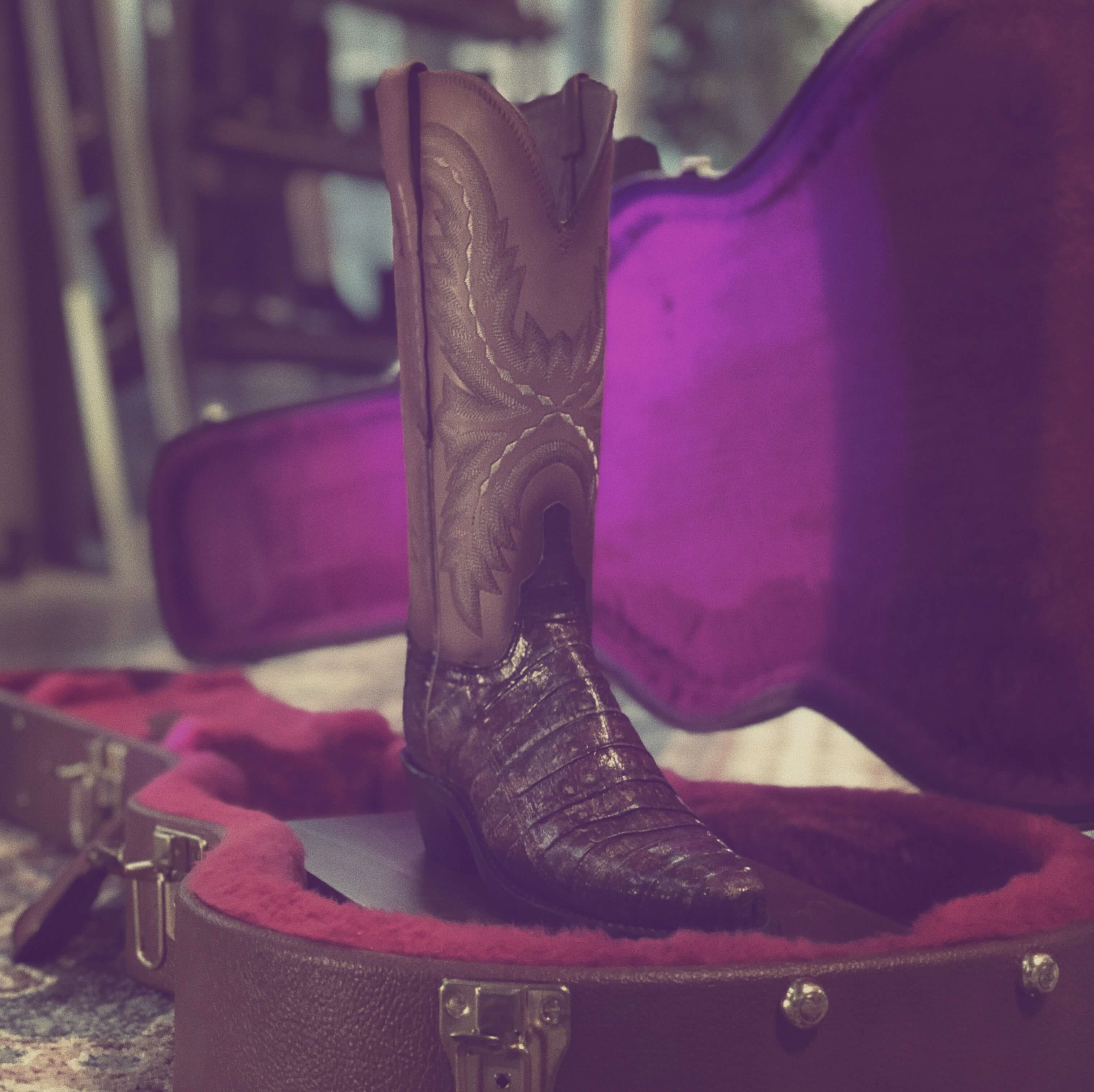 Universal Group and Lucchese pop up shop; Photos courtesy of Nike Communications