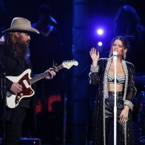 Maren Morris, Chris Stapleton Earn GRAMMY Nominations