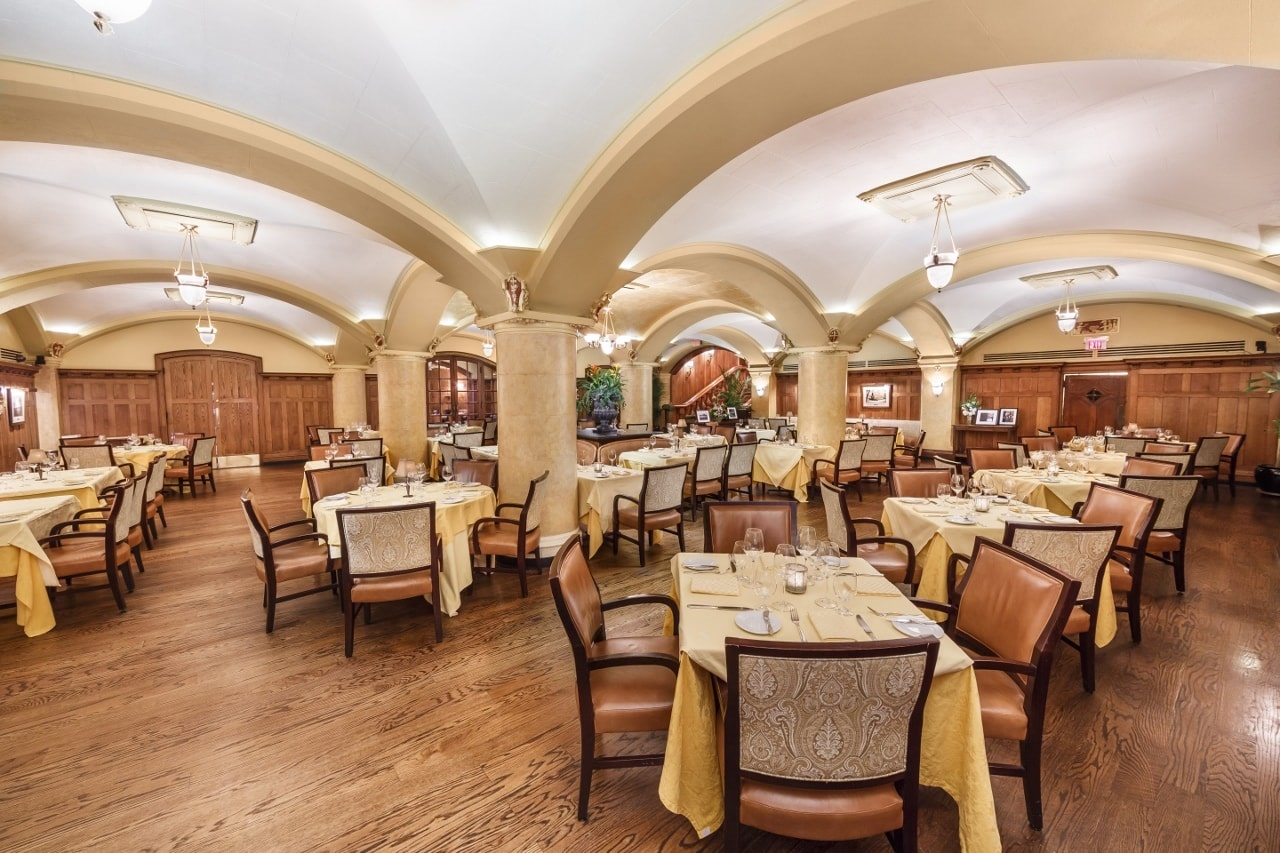 Capitol Grille at Hermitage Hotel; Photo courtesy of Phase:3 Marketing and Communications