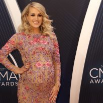 Carrie Underwood Shares Pregnancy Pics as She Prepares for Baby No.2
