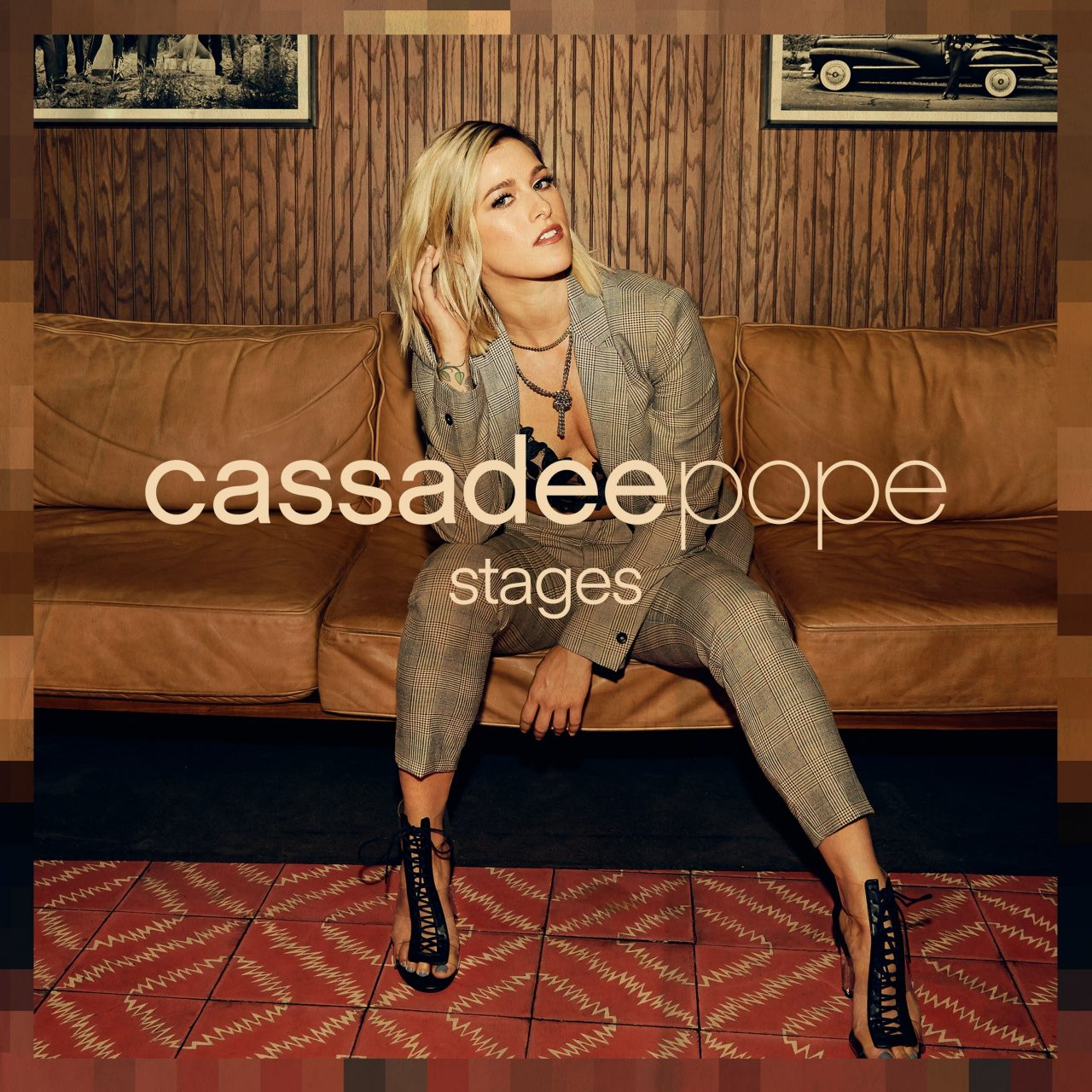 Cassadee Pope Announces New Album, 'Stages'