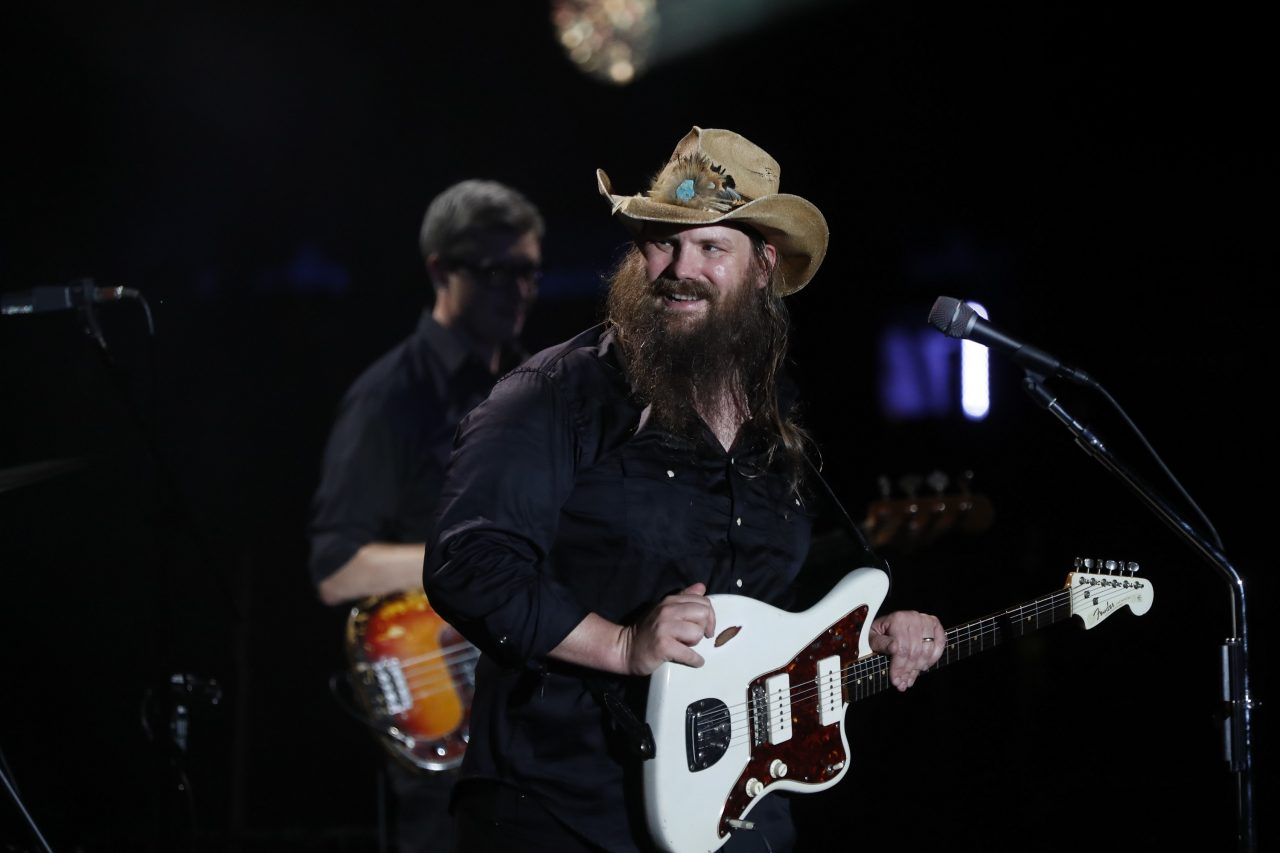Chris Stapleton Makes Undead Cameo in Epic 'Game of Thrones' Episode