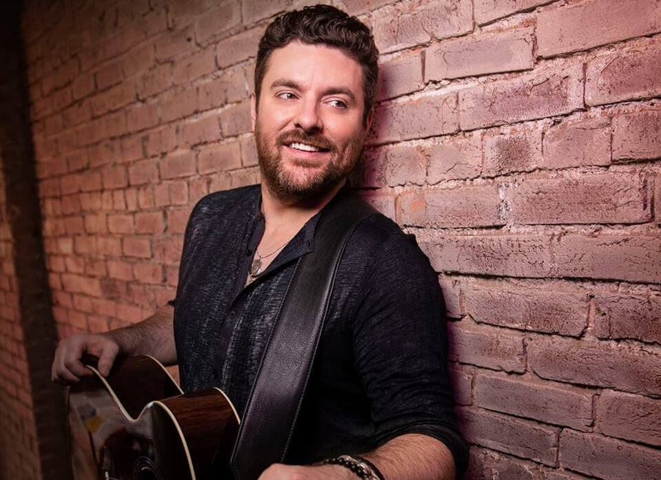 Chris Young Tips His Hat to Legends in 'Raised on Country'