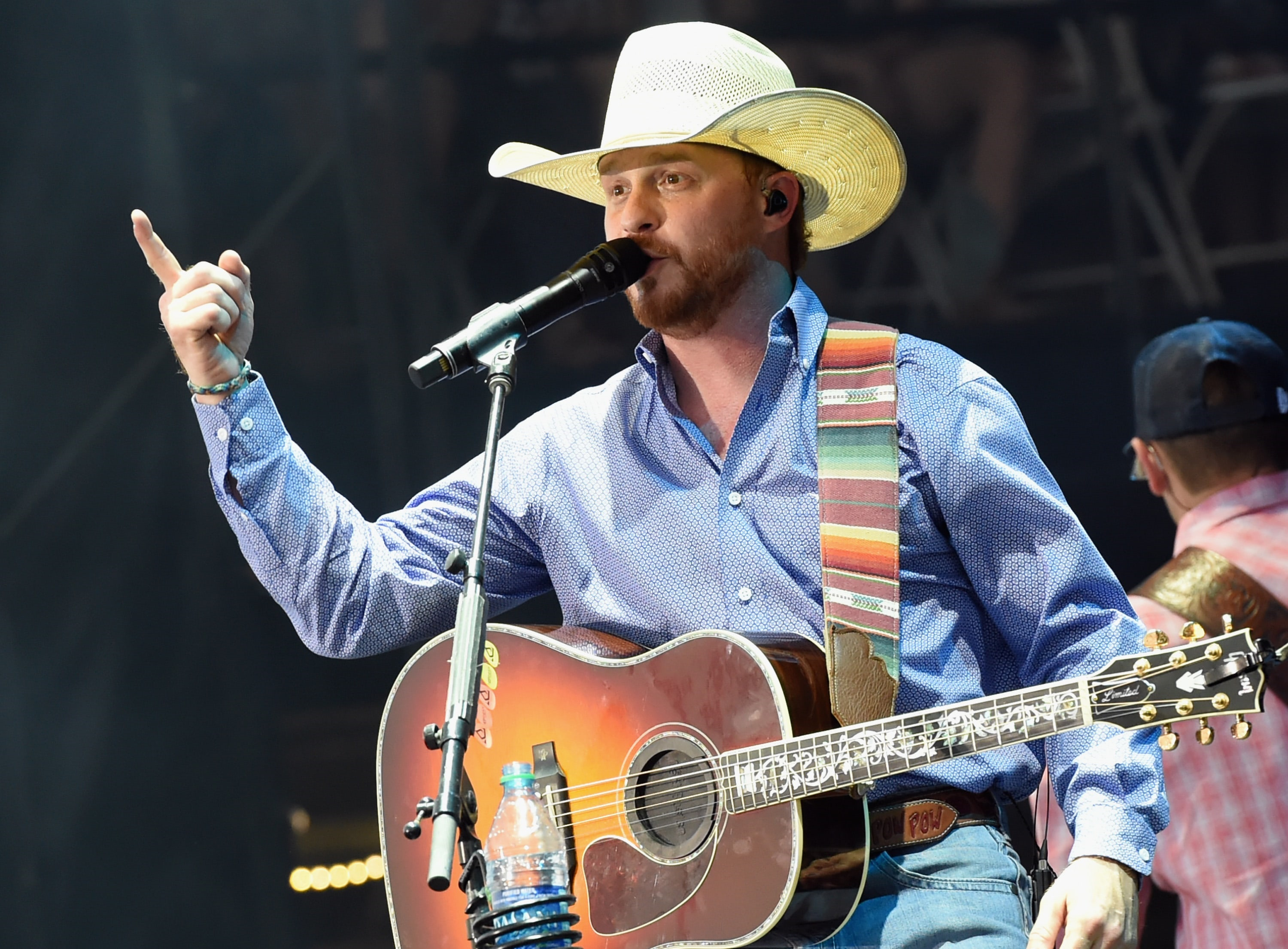 FLORENCE, AZ - APRIL 07: Cody Johnson performs during Country Thunder Music Festival Arizona - Day 3 on April 7, 2018 in Florence, Arizona. (Photo by Rick Diamond/Getty Images for Country Thunder USA)