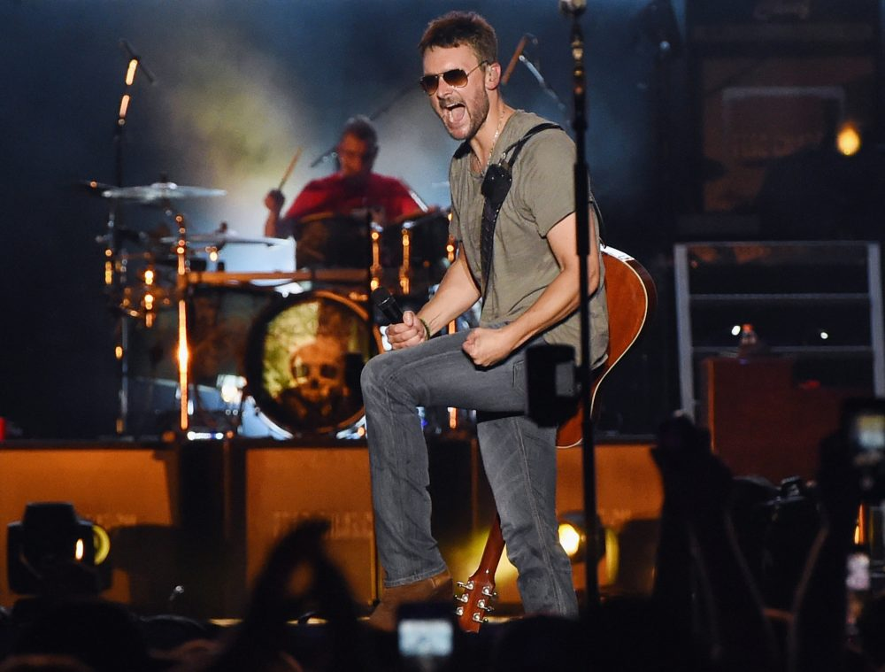 Eric Church to Bring Double Down Tour to SiriusXM The Highway