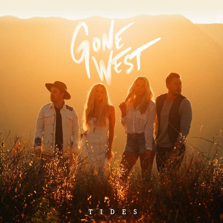 Gone West Makes Country Debut with 'Tides' EP