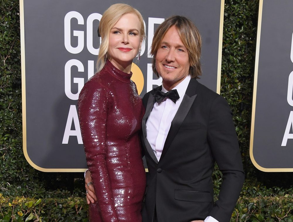 Country Strong at the Golden Globes: Keith Urban and Taylor Swift Hit the Award Show Circuit