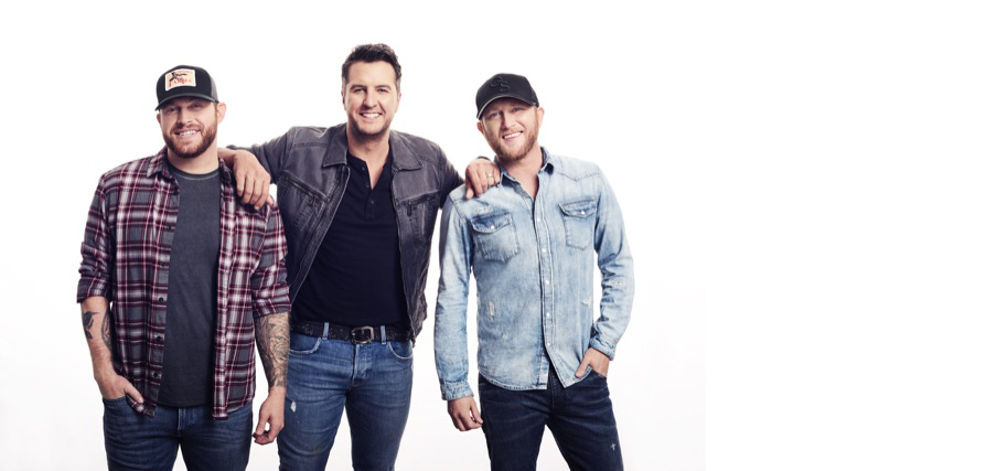 Luke Bryan is Excited to Have Cole Swindell, Jon Langston on Sunset Repeat Tour