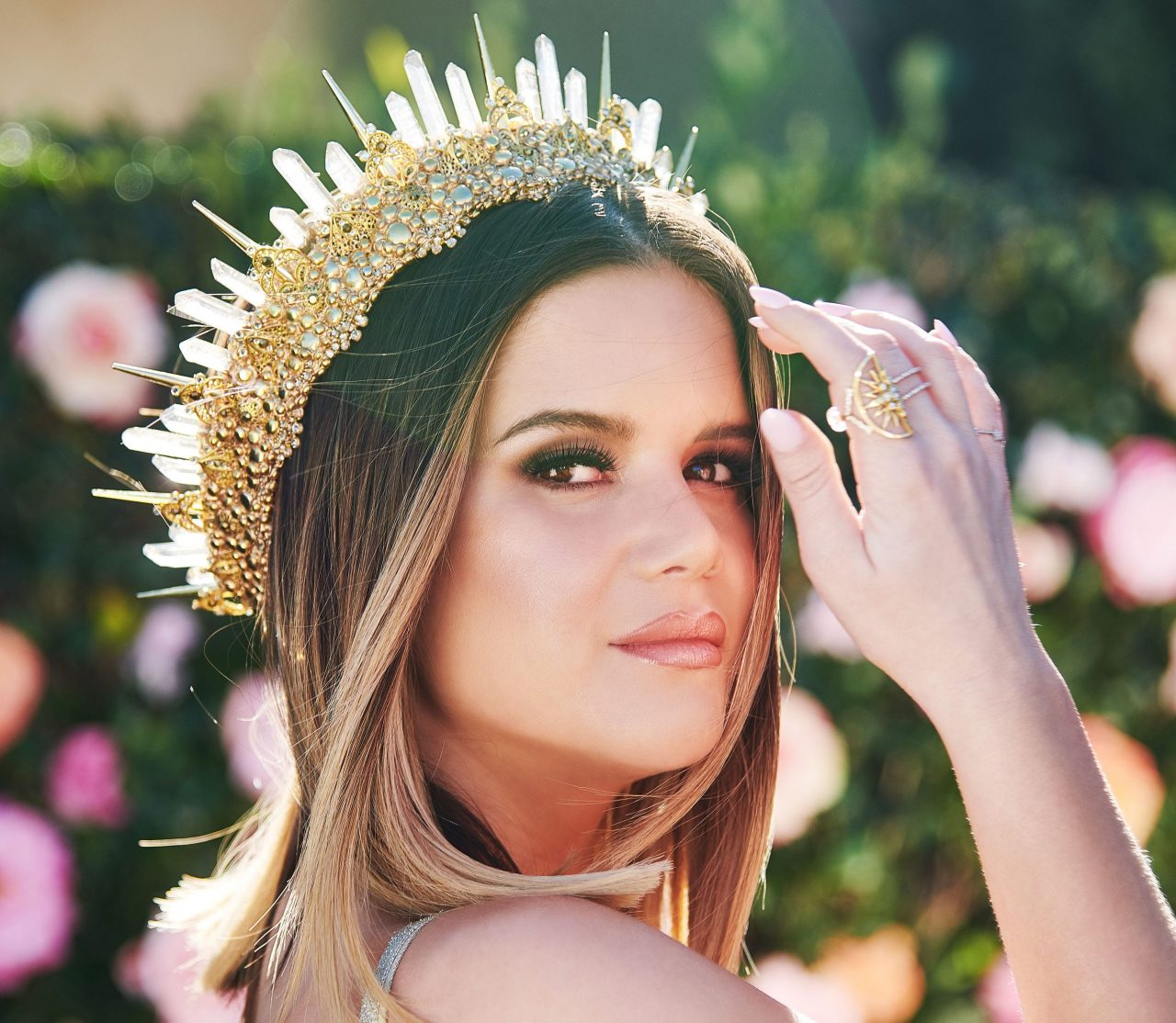 Maren Morris Scores No. 1 with 'The Bones'