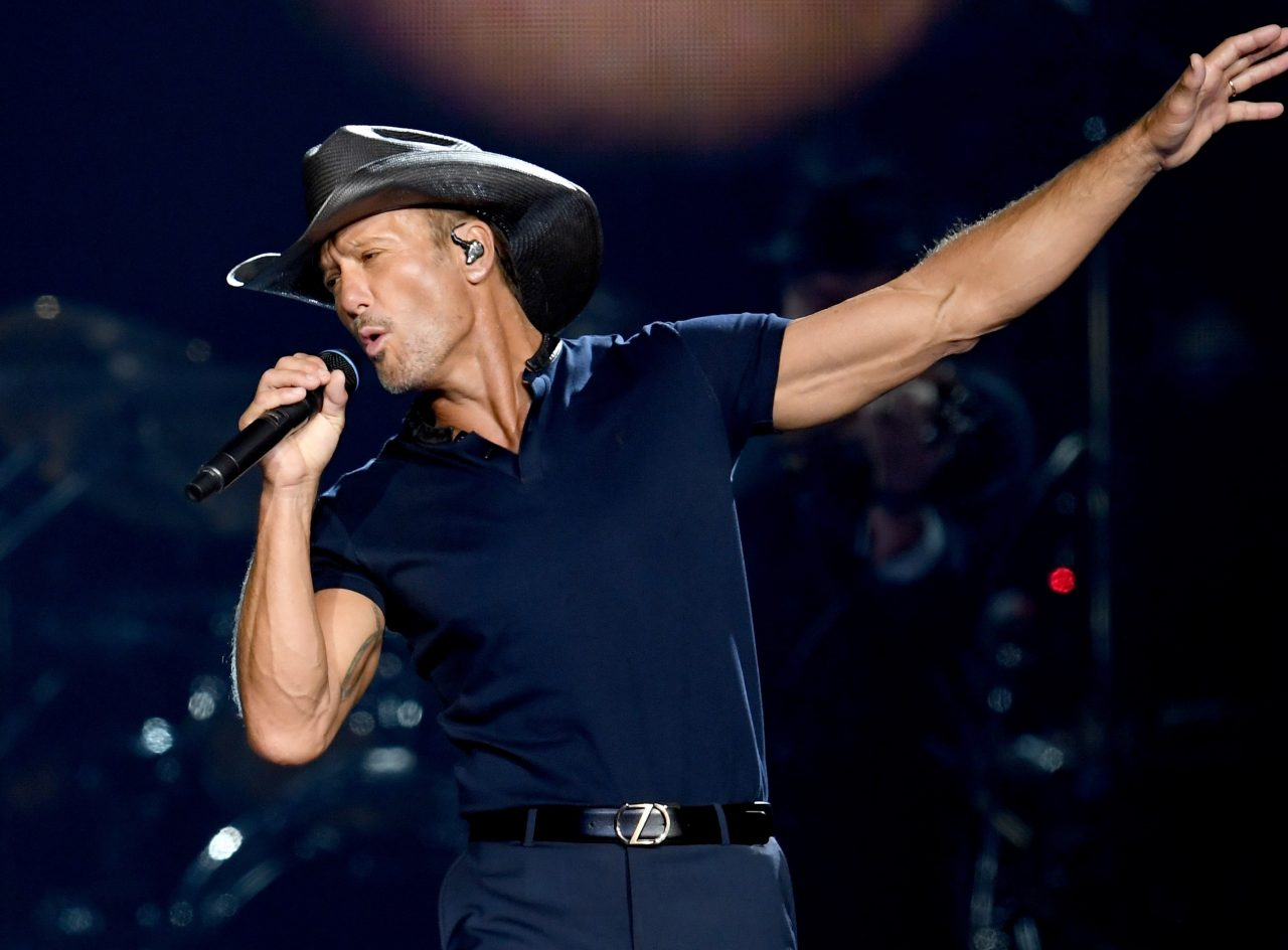 Tim McGraw to Perform at Super Bowl LIII Tailgate Party