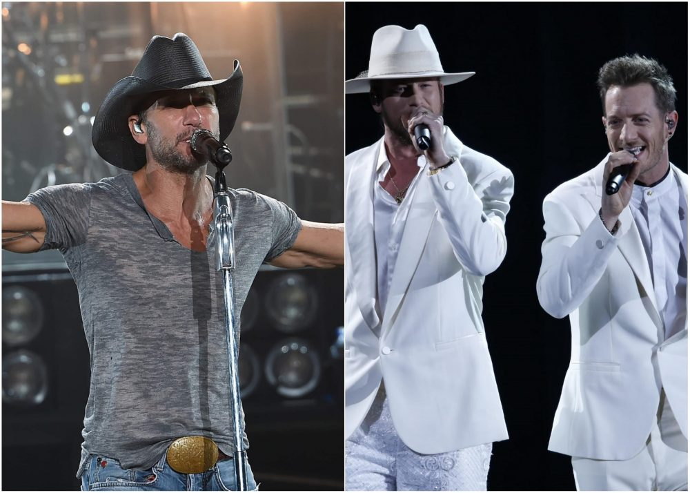Tim McGraw, Florida Georgia Line Join 2019 iHeartCountry Festival Lineup