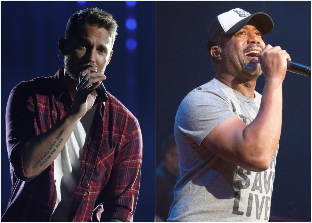 Brett Young, Darius Rucker Among Artists Involved in ACM Party For A Cause Events