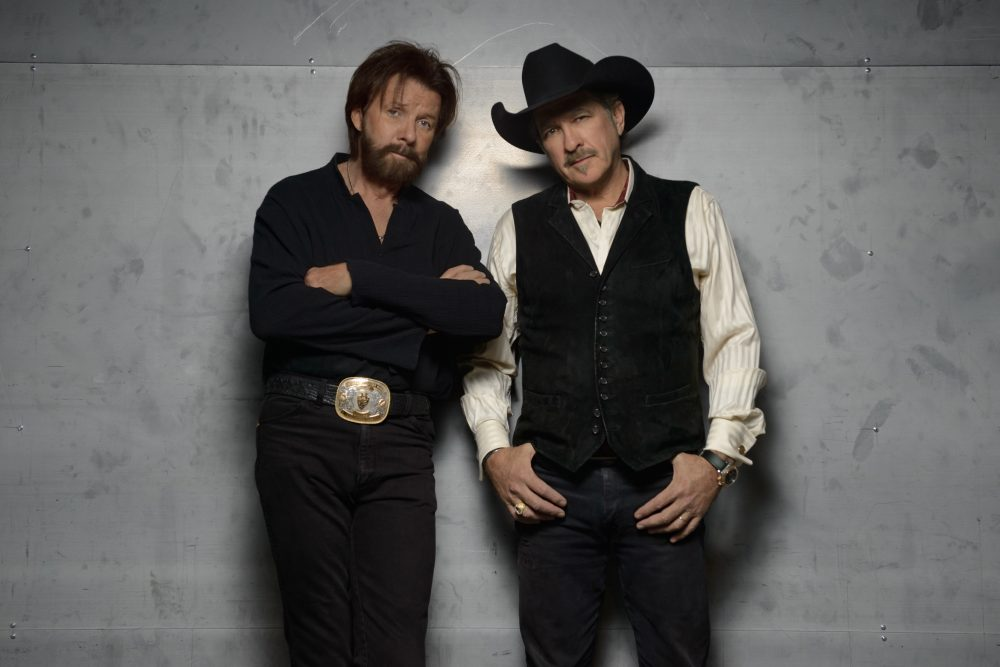 A Brooks & Dunn 'Reboot' is On the Way