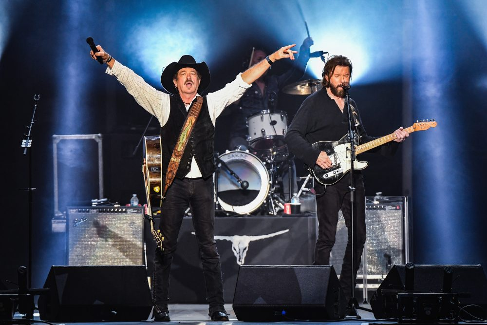 See the Star-Studded Track List for Brooks & Dunn's 'Reboot'