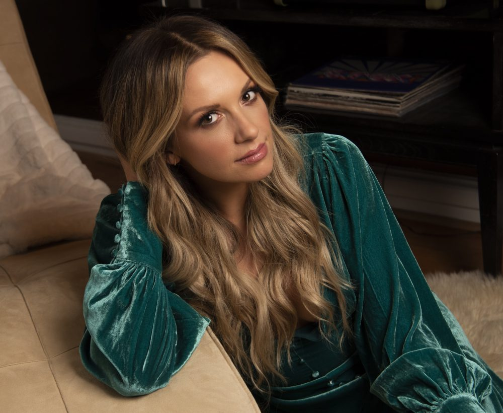 Watch Carly Pearce's Passionate 'Closer to You' Acoustic Video