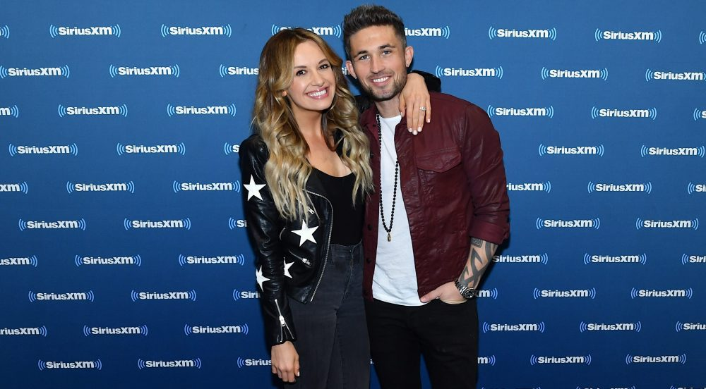 Michael Ray and Carly Pearce Celebrate ACM Awards Nominations With Sweet Throwback Posts