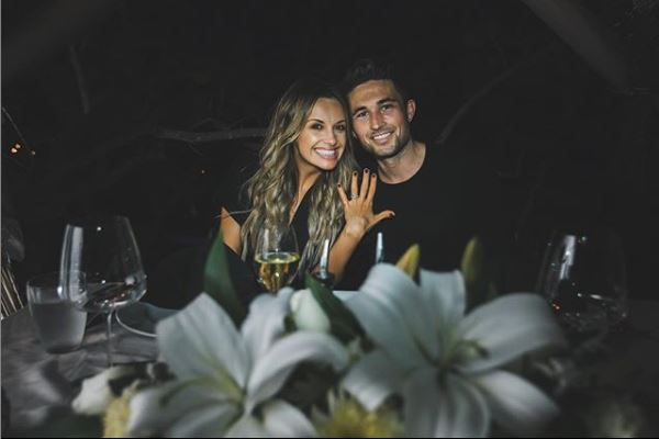 Carly Pearce's Mom Helped Michael Ray Plan Surprise Proposal
