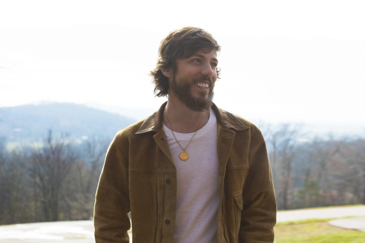 Chris Janson's New Single Gives Us All The 'Good Vibes'