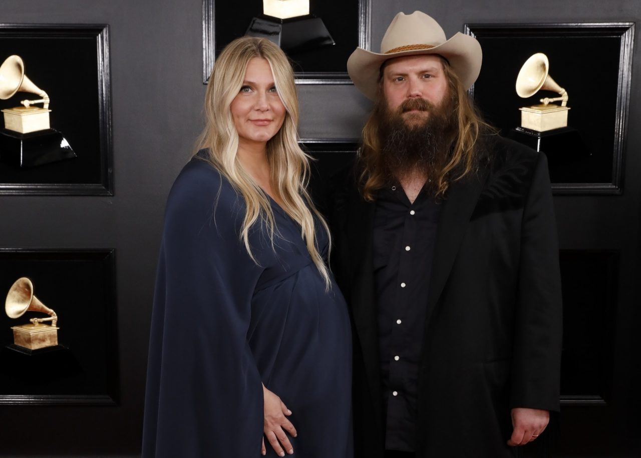 Chris and Morgane Stapleton Welcome Baby in Time for Mother's Day