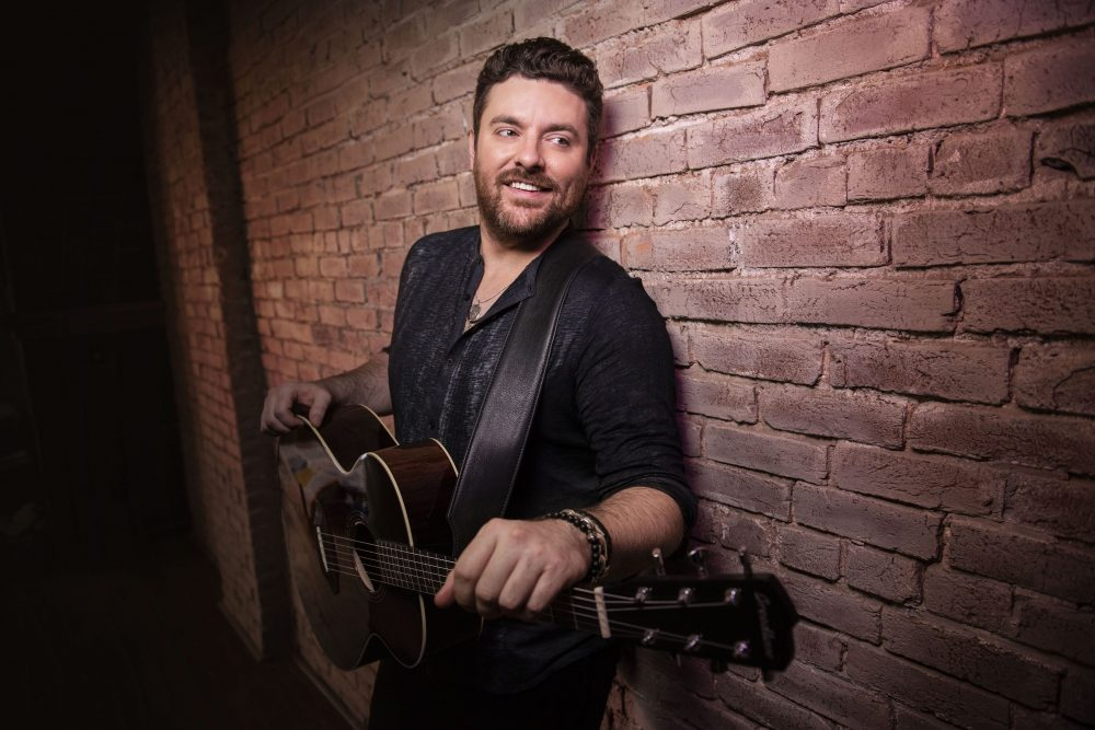 Chris Young Will Cast for a Cure in 3rd Annual Big Bass Tournament
