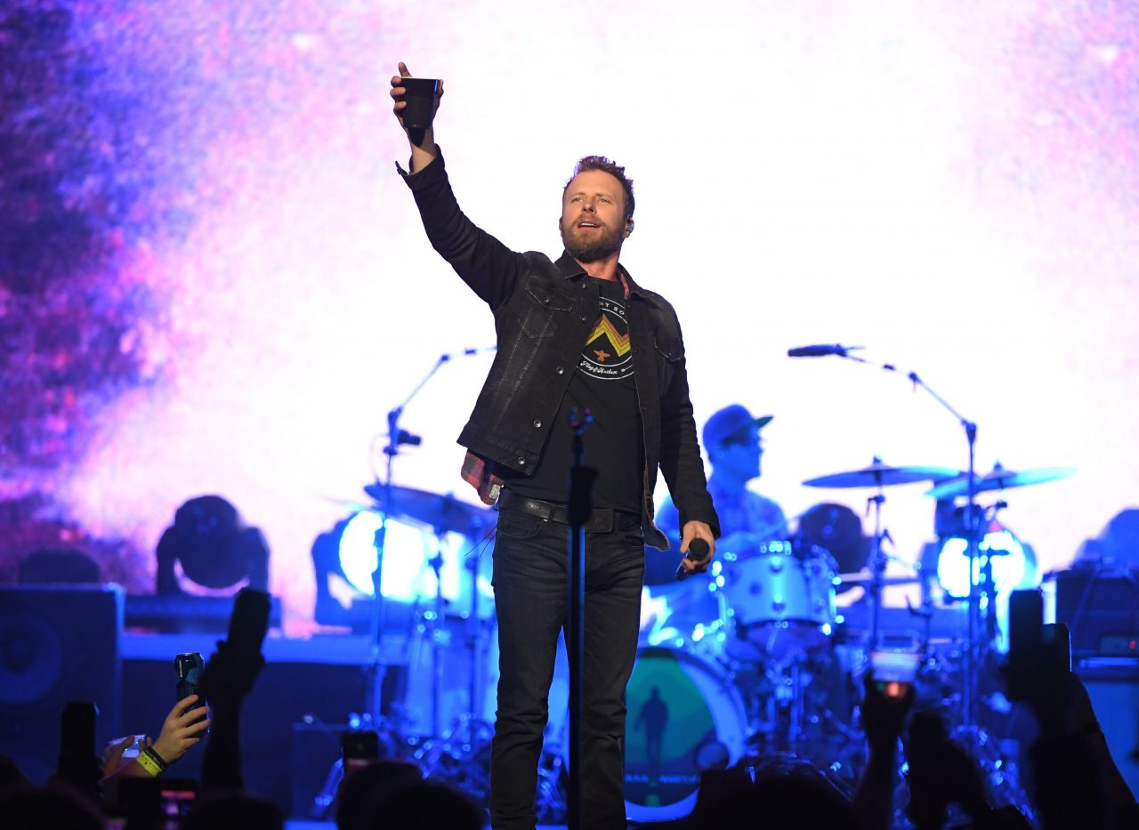 Dierks Bentley Is Kicking Back and Letting Loose in 2019