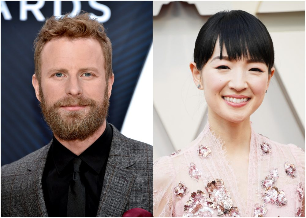 Dierks Bentley is All About Marie Kondo and the KonMari Method