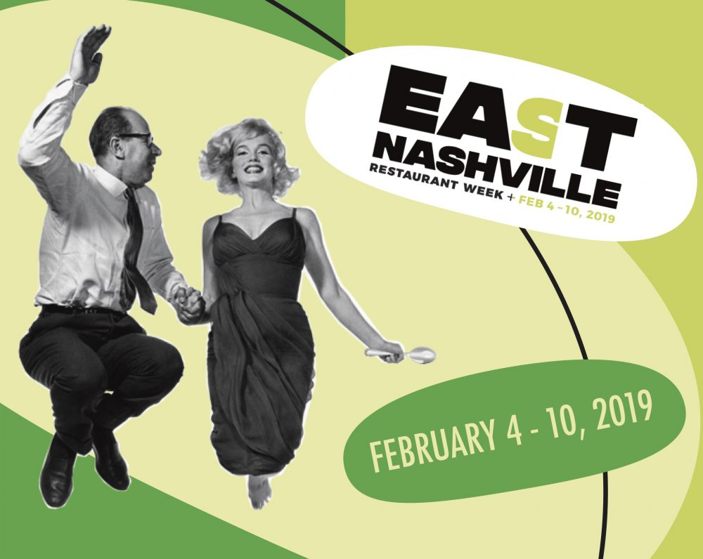 It's East Nashville Restaurant Week!
