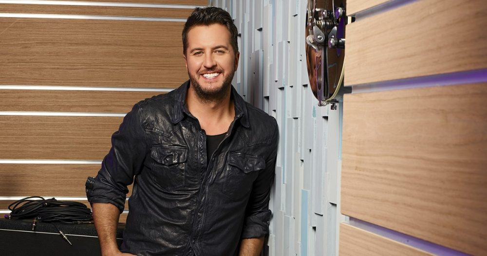Luke Bryan Scores 22nd No.1 With 'What Makes You Country' Ahead of 'Idol' Premiere