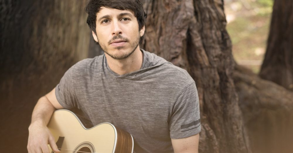 Morgan Evans Reveals International Plans for 2019 World Tour