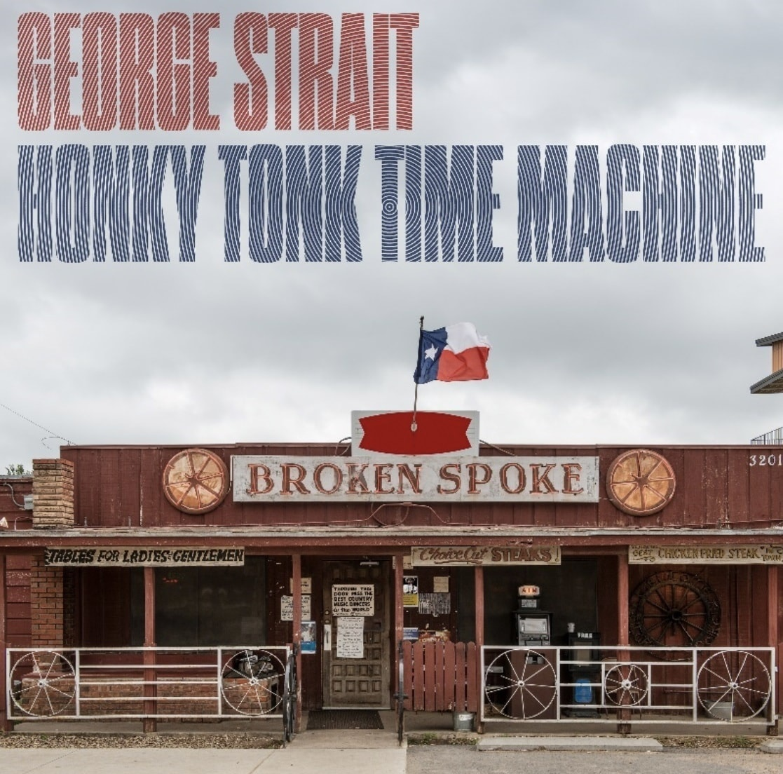 Honky Tonk Time Machine Artwork