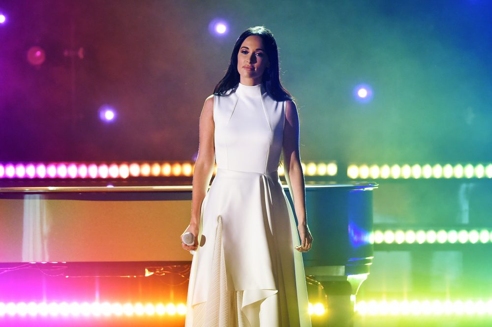 Kacey Musgraves Brings the House Down at the Grammy Awards With Emotional Performance